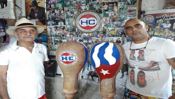 LAS MARACAS MÁS GRANDES DE CUBA