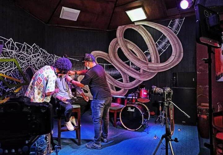 Jazz Na'má desde plataformas digitales  en Santiago de Cuba.