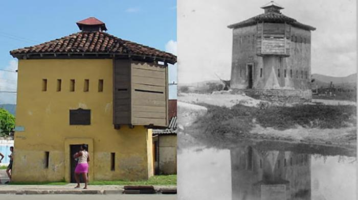 Acometen labores de conservación al histórico Fortín de Yarayó en Santiago de Cuba