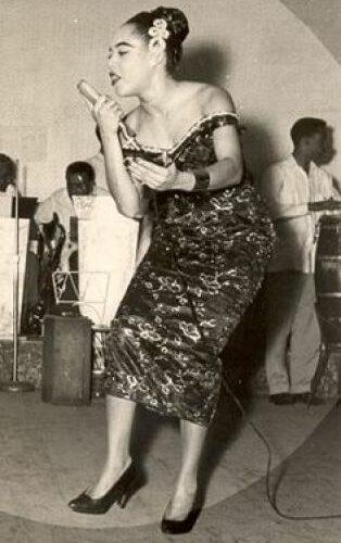Celeste Mendoza: la voz de la rumba
